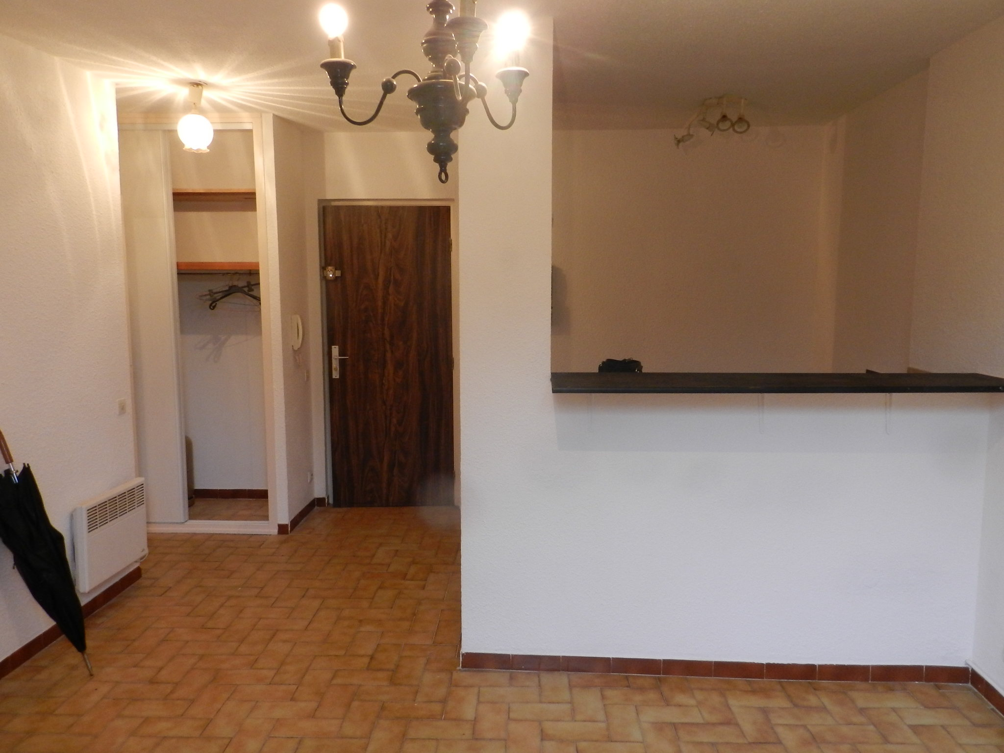 Location Appartement T2 COGOLIN REZ DE JARDIN